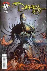 The Darkness #6 Cover A Dale Keown (2008) Top Cow comic book